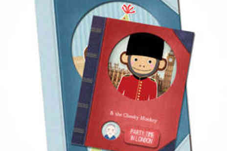 Tinyme - Personalised Childrens Book - Save 53%