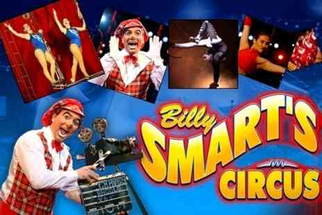 New World Circus - Billy smart circus tickets - Save 60%