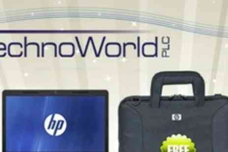 Technoworld - HP 630 Laptop With Three Year Warranty, Three Year Norton Internet Security, and HP Laptop Bag - Save 35%