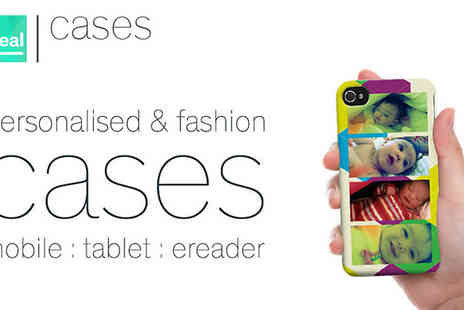 Ideal Cases - Make your phone, tablet or eReader stand out with your own personalised case - Save 60%