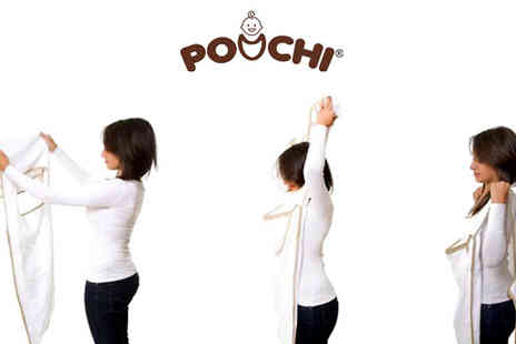 Pouchi - Keep your babies warm, dry, safe & happy  - Save 40%