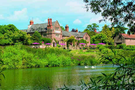 Wilton Court - 1 Night stay for 2 including 3 course dinner - Save 49%