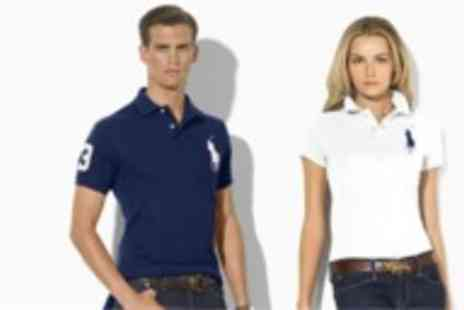 French Polo - Ralph Lauren online gift card - Save 88%