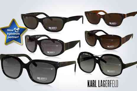 Mouton Trading BV - Stylish pair of Karl Lagerfeld ladies sunglasses - Save 50%