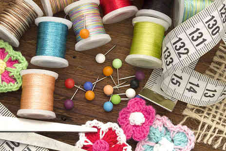 The Creative Crafts Show - 2 Tickets to the 'Creative Crafts' show - Save 50%