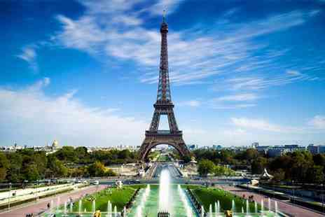 AA Getaways - Three night Paris break and Eurostara - Save 50%