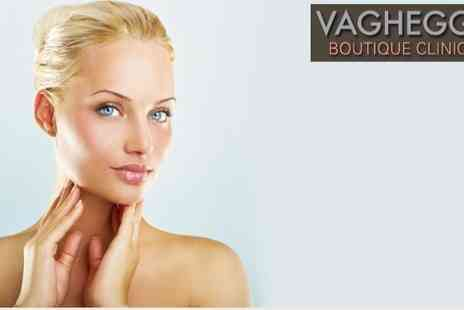 Vagheggi Boutique Clinic - Dermal Filler Consultation and Voucher - Save 64%