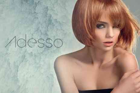 Adesso - Cut With Conditioning Treatment and Blow Dry - Save 66%