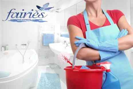 Fairies Executive Cleaning - Home Spring Clean - Save 50%