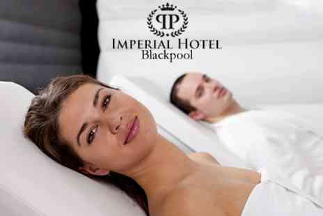 Imperial Hotel Blackpool - Spa Day Two Treatments Such as Massage and Facial Plus Access to Facilities For One - Save 53%