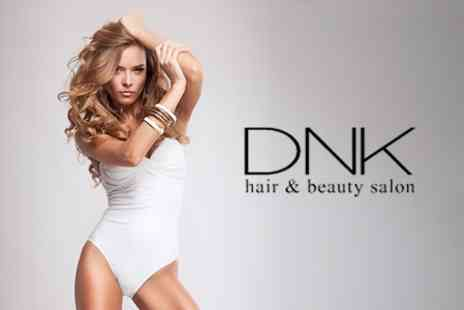 DNK Hair and Beauty Salon - Cut and Finish With Conditioning Treatment - Save 56%