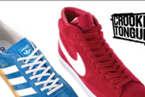 CrookedTongues.com - £30 for a £60 Voucher - Save 50%