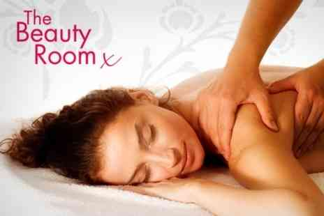 The Beauty Room - One Hour Swedish Thai Full Body Massage - Save 55%