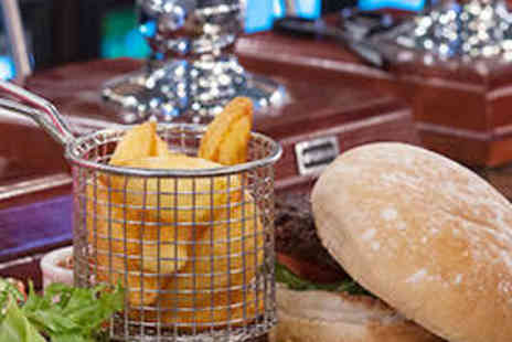 The Church House - Two Course Gastropub Meal for Two - Save 56%
