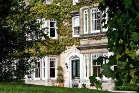 Burythorpe House - Yorkshire Slice of Heaven Getaway with Gourmet Dinner - Save 37%