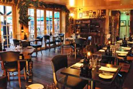 Hotel Du Vin & Bistro - Lunch for 2 with Bubbly - Save 52%