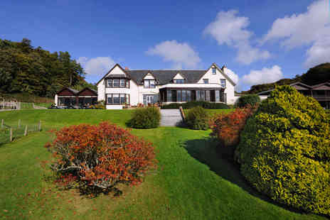 Loch Melfort Hotel - One night for 2 inc breakfast - Save 54%
