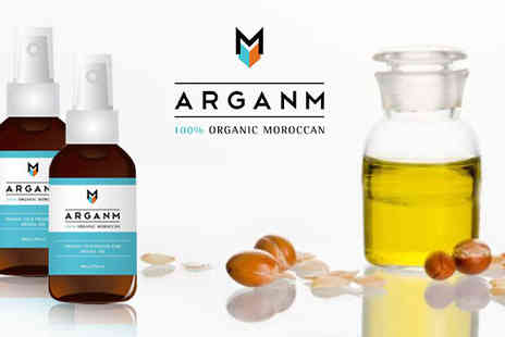 Wellbeing and Healthcare - Get naturally gorgeous hair, skin & nails with this Argan Oil - Save 68%