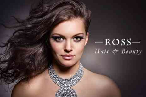 Ross Hair and Beauty - Cut, Restyle and Blow Dry With Conditioning Treatment - Save 30%
