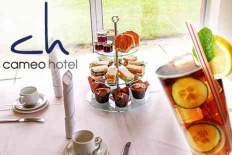 Cameo Hotel - Afternoon Tea For Two - Save 45%