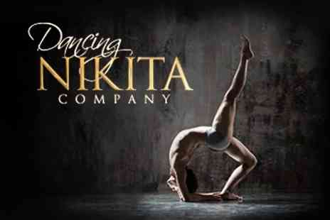 Dancing Nikita - Hatha Yoga Five Sessions - Save 64%
