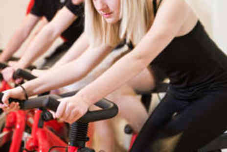 Energie Fitness Club - Ten Indoor Cycling Classes - Save 70%