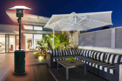 The Kript - Patio Heater - Save 19%