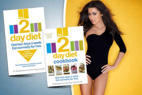 Random House Group - 2 Day Diet Cookbook - Save 38%