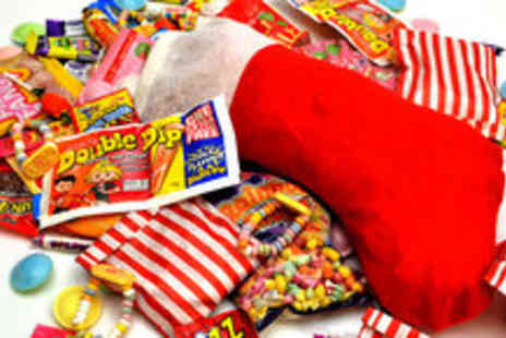 LuLus Sweets - Deluxe Retro Sweetie Stocking - Save 63%