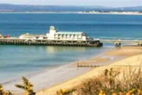 Hinton Firs Hotel - In Bournemouth 2 Night B&B stay for 2 with dinner, cream tea & chocolates - Save 34%