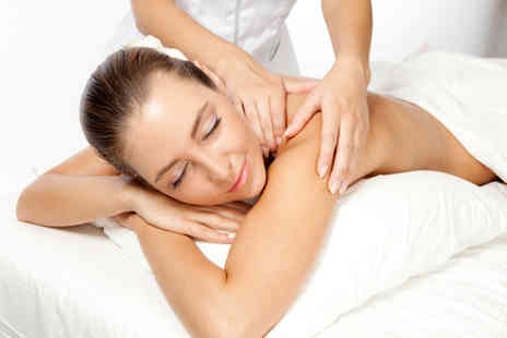 UniKiss - One hour Swedish massage or 30-min facial & 30-min neck, shoulder & Indian head massage - Save 64%