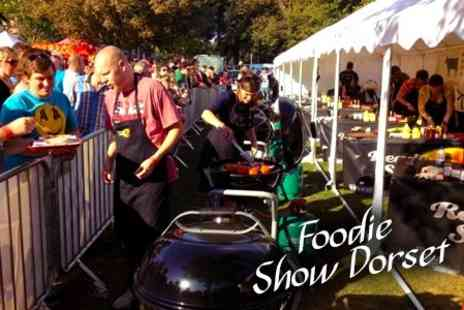 Foodie Show Dorset - Two Tickets - Save 50%