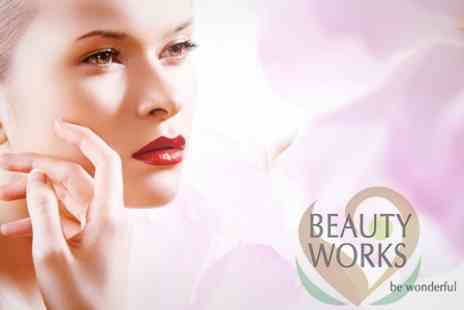 Beauty Works - Semi Permanent Make Up For Eyebrows, Eyeliner or Lips - Save 68%