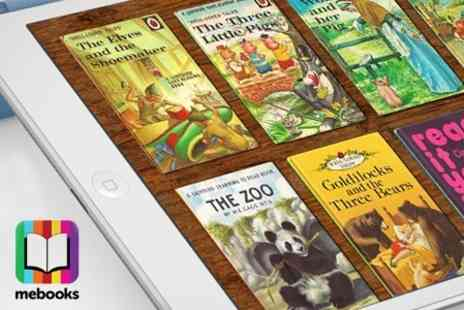 Me Books - 26 Classic Ladybird Me Books on Storytelling Me Books App for iPhone or iPad - Save 69%