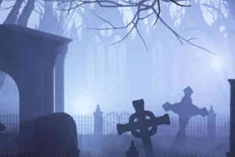 Beyond the Grave - Ghost Hunting Experience - Save 68%