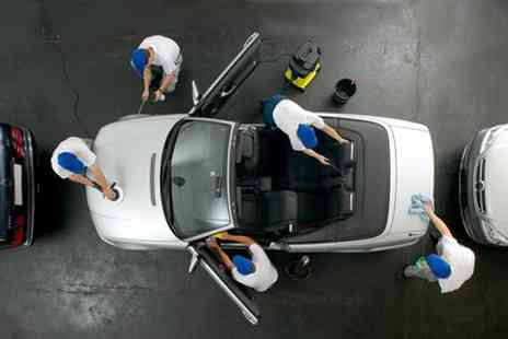 Dimas Steam Cleaning - Platinum service, eco friendly valet for two cars - Save 64%