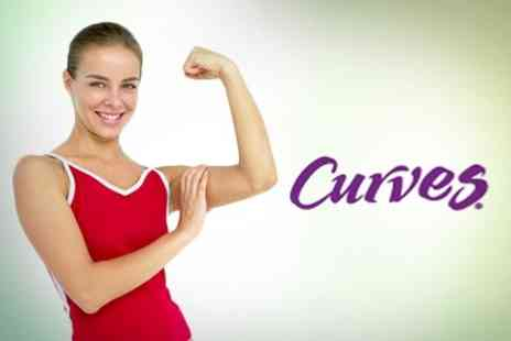 Curves - Female Fitness 12 Sessions or One Month Membership - Save 85%