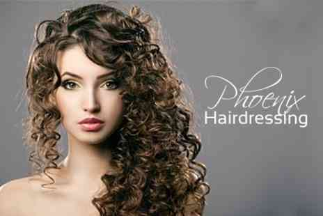 Phoenix Hairdressing - Cut and Finish Plus Conditioning Treatment - Save 71%