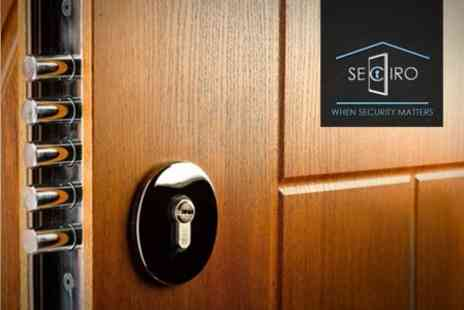 Seciro - Security Door Internal or External Design - Save 43%