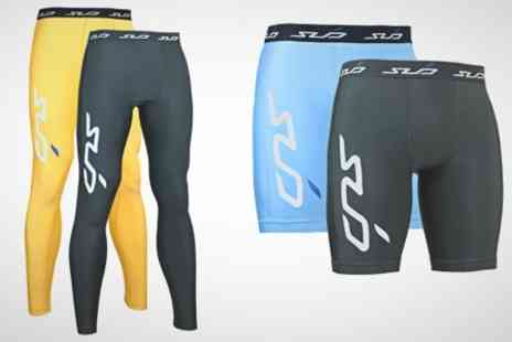 Sub Sports - Sub Sports Thermal Compression Baselayer Shorts - Save 21%
