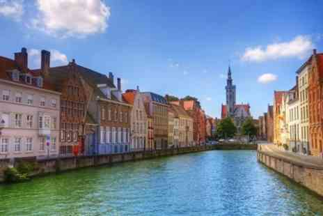 Short Break - In Bruges One Night 4star Stay With Eurostar For Two - Save 30%