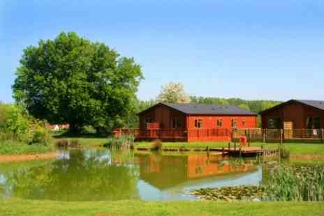 Yaxham Waters - In Norfolk Two Night Family Lodge Stay - Save 31%