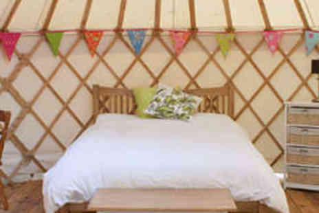 The Yurt Retreat - Two Night Luxury Yurt Stay for Up to Four Adults - Save 68%