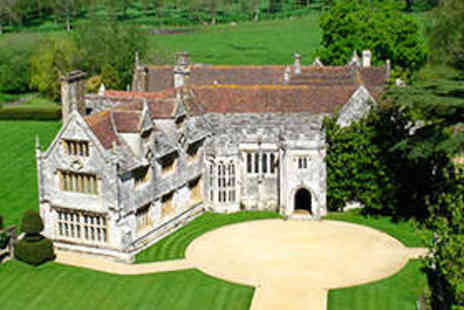 Athelhampton House - Admission for Two with Dorset Cream Tea - Save 56%