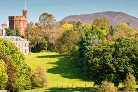 Ruthin Castle Hotel - Magical North Wales Castle Stay with Dinner - Save 48%