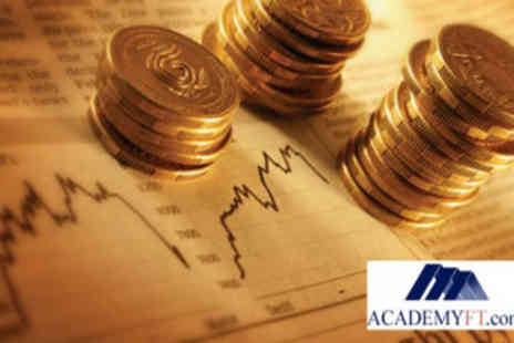 Academy of Financial Training - 10 Part Live Interactive Online Financial Trading Course - Save 95%