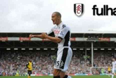 Fulham Football Club - One Ticket To Fulham FC v Bolton Wanderers FC on 17th December - Save 50%