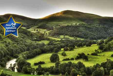 The Golden Pheasant - Picturesque Welsh getaway for two, including breakfast - Save 50%