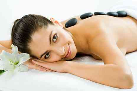 The Tropez Lounge - Luxury Thai facial plus a hot stone back massage and full body exfoliation - Save 72%