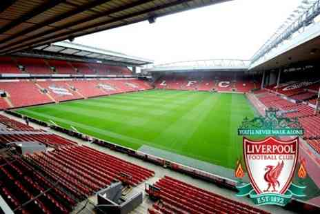 Liverpool FC - Anfield Stadium and Museum Tour For One Plus Framed Photo - Save 59%